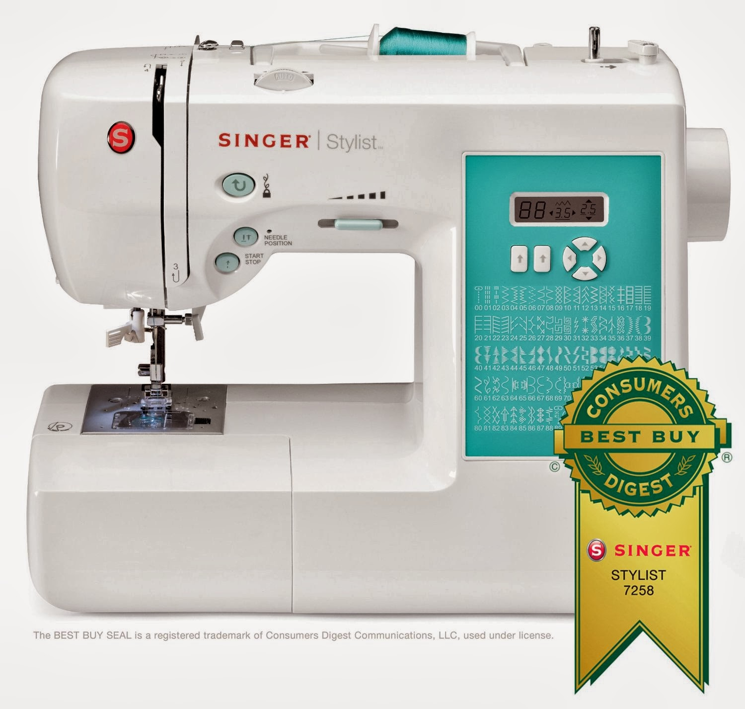 Best Sewing Machines for Quilting 2017   Best Sewing ...  Good Beginer Sewing Machine