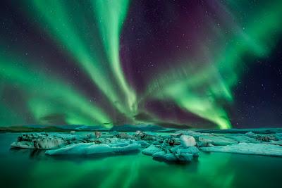 Tout sur les aurores boréales en Islande