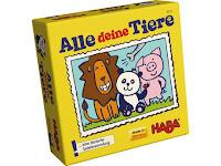 Unboxing Tutti i tuoi animali (Haba)