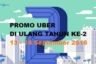 kode promo uber ulang tahun, promo ulang tahun uber kedua, kode promo uber september 2016, kode promo ulang tahun uber 2016