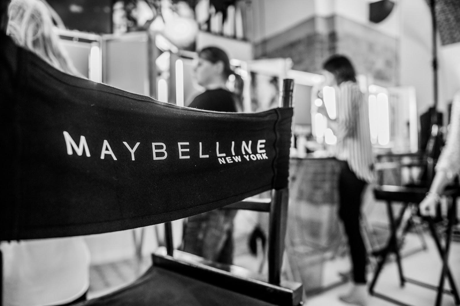 Maybelline BCKSTG Make Up Trends 23/04/2013