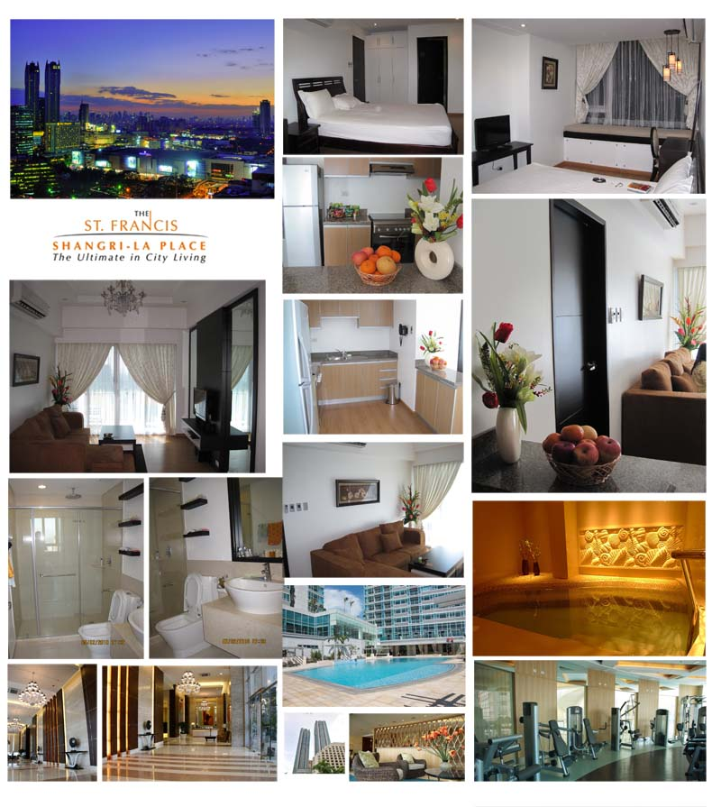 One Bedroom Condos For Rent: 1 Bedroom Fully Furnished Condo For Rent At Mandaluyong