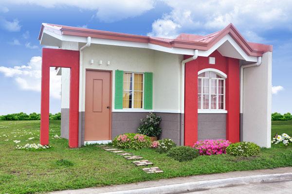 Carnation house model