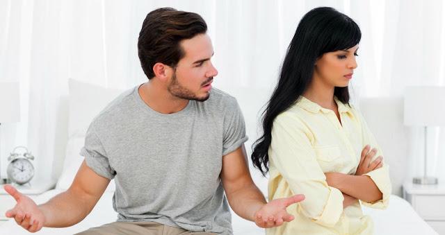 Sikap Saat Bertengkar dengan Pasangan