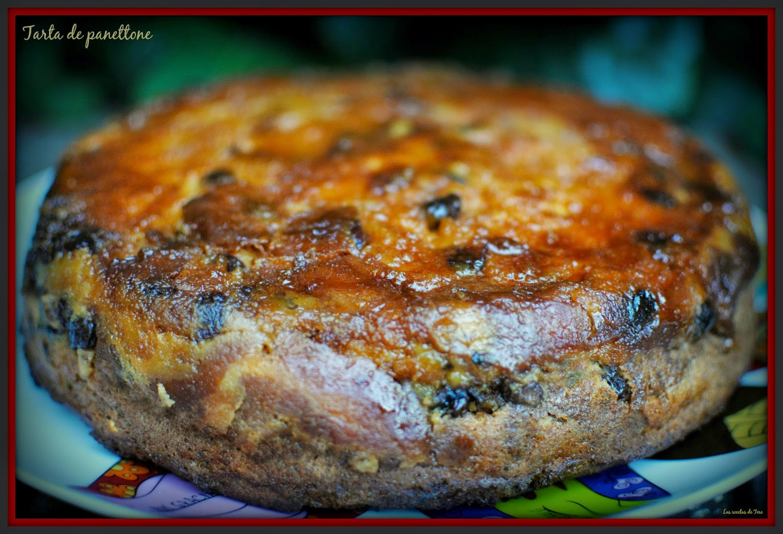 tarta de panettone tererecetas 03