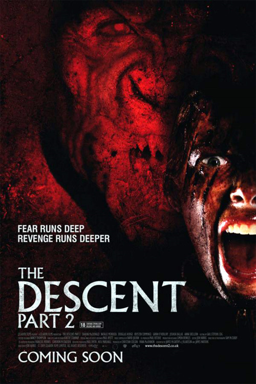The Descent 2 DVDR Menu Full [Español Latino] ISO [NTSC] Descargar