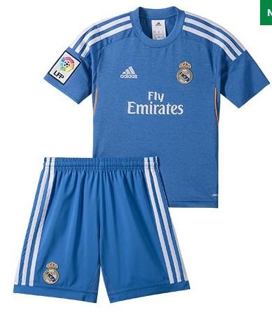 16bbb317db466 Comprar Por Equipo de camiseta niños 2014  Nueva camisetas real ...