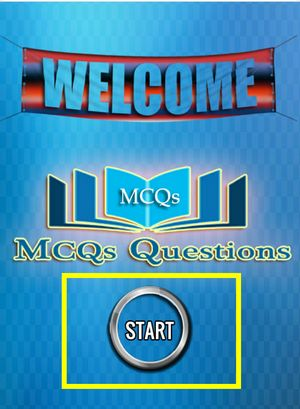 mcqsquestions app welcome