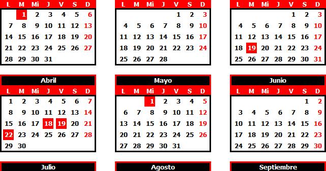 Calendario Laboral 2019 Bilbao.Gatos Sindicales Bilbao Calendario Laboral 2019
