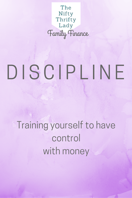 Most people have one of two problems when it come to money they don't make enough or they lack discipline. Here is why you need discipline with money