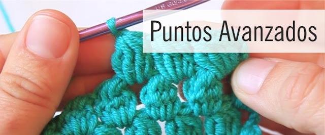 Curso de Crochet: Puntos Avanzados