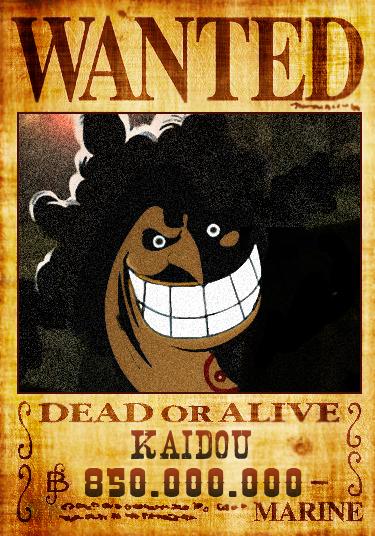 Recompensas De One Piece: Abril 2011