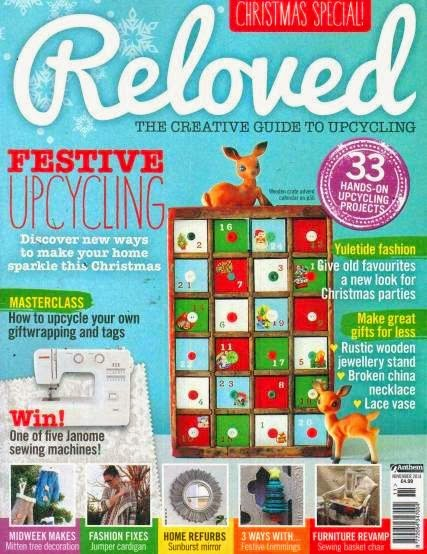 Reloved Magazine November 2014