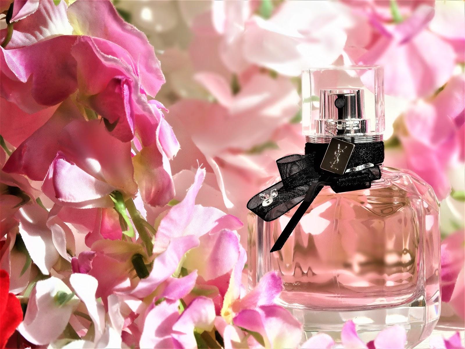 Mon Paris Parfum Floral Le Nouveau Parfum Romantique De Ysl