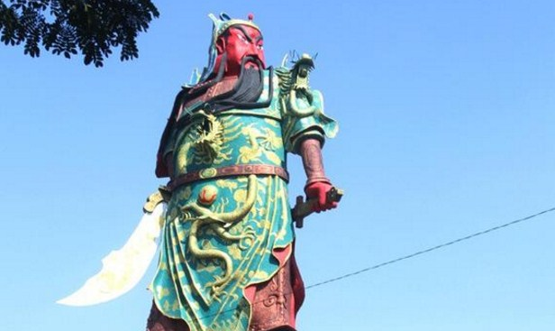 Patung Raksasa di Kelenteng Tuban Justru Ditentang Generasi Muda Khonghucu