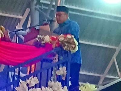 Murad Ismail Buka Pembukaan Musabaqah Tilawatil Qur'an (MTQ) XXVIII Provinsi Maluku 2019