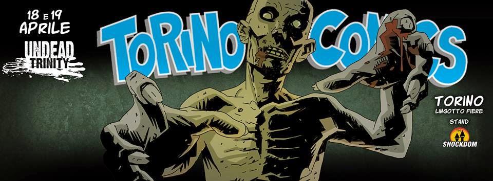 Undead Trinity (Torino Comics)