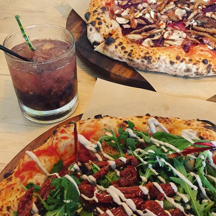 Formidable Joy | UK Fashion, Beauty & Lifestyle Blog | (Just under) 48 hours in Brighton | Travel | Brighton | Food | Pizza | Vegan | Vegan Pizza | Purezza