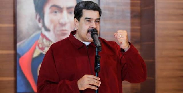 """Caracas, Venezuela.– El Gobierno de Nicolás Maduro acusó al presidente de Estados Unidos, Donald Trump, y al de Brasil, Jair Bolsonaro, de """"hacer apología de la guerra"""" luego de rechazar las declaraciones que hicieron ambos mandatarios sobre Venezuela durante una reunión en la Casa Blanca el martes."""