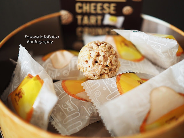 Pablo Choco Crunch - Cheese Tart Flavour  RM 47.90