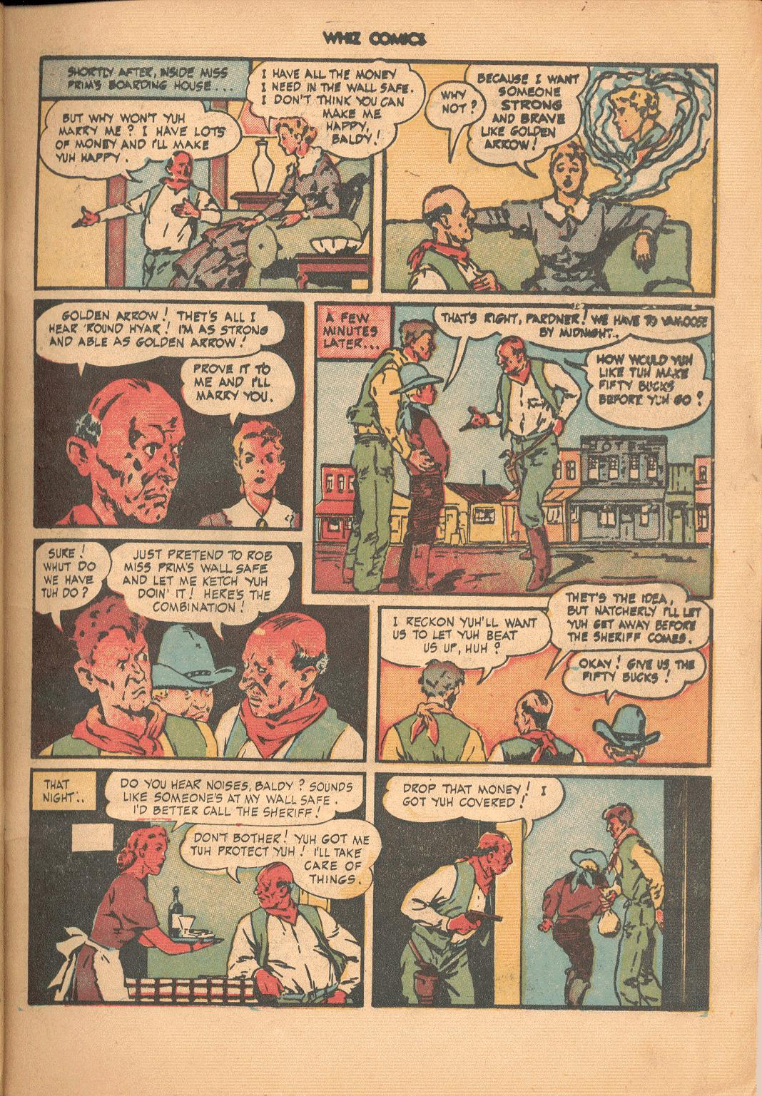 WHIZ Comics issue 71 - Page 15