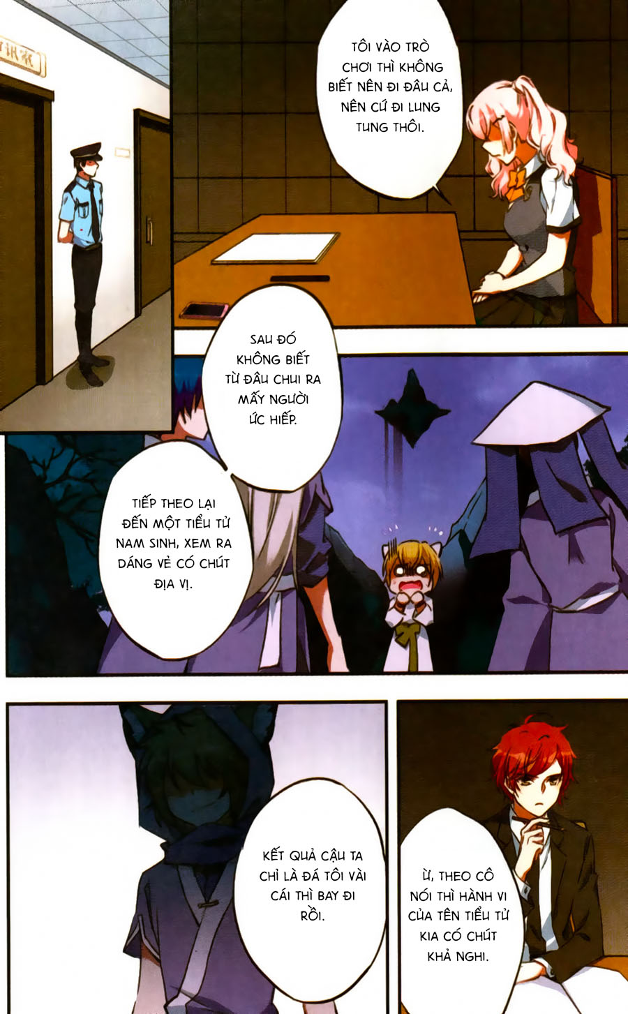 Fight For Myself Chap 25