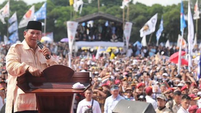 Prabowo Ungkap 'Calon Menteri', Dicibir Barisan Sakit Hati