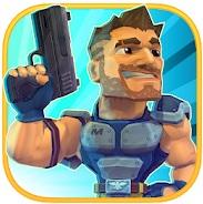 Kalian akan bertugas menjadi penyelamat dunia dalam aksinya Major Mayhem 2 Mod Apk for Android (Unlimited Money) Update v1.10