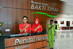Lowongan Kerja PT Rumah Sakit Bakti Timah (RSBT)