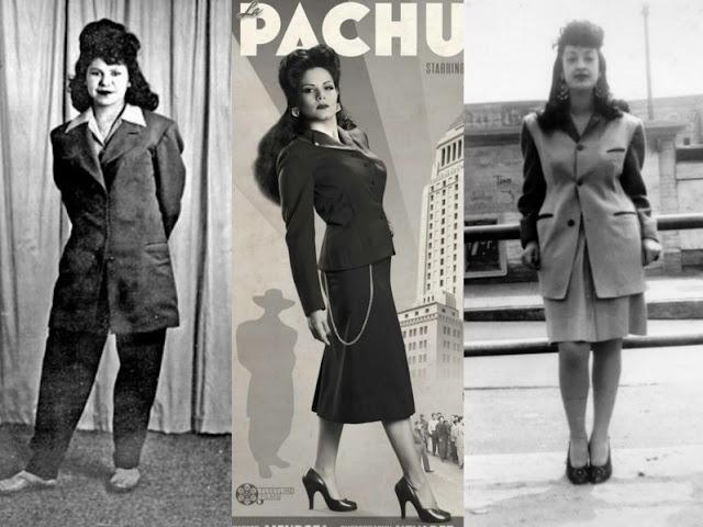 zoot suit fashion 1940s