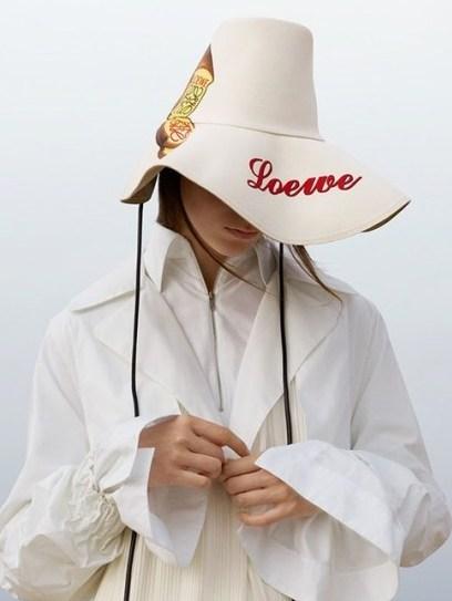peinados con sombreros 2017-