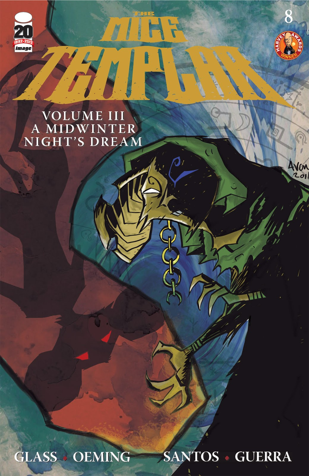 The Mice Templar Volume 3: A Midwinter Night's Dream issue 8 - Page 1