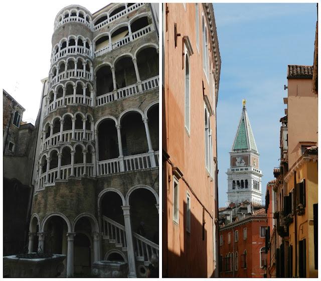 Scala Contarini del Bovolo, Veneza