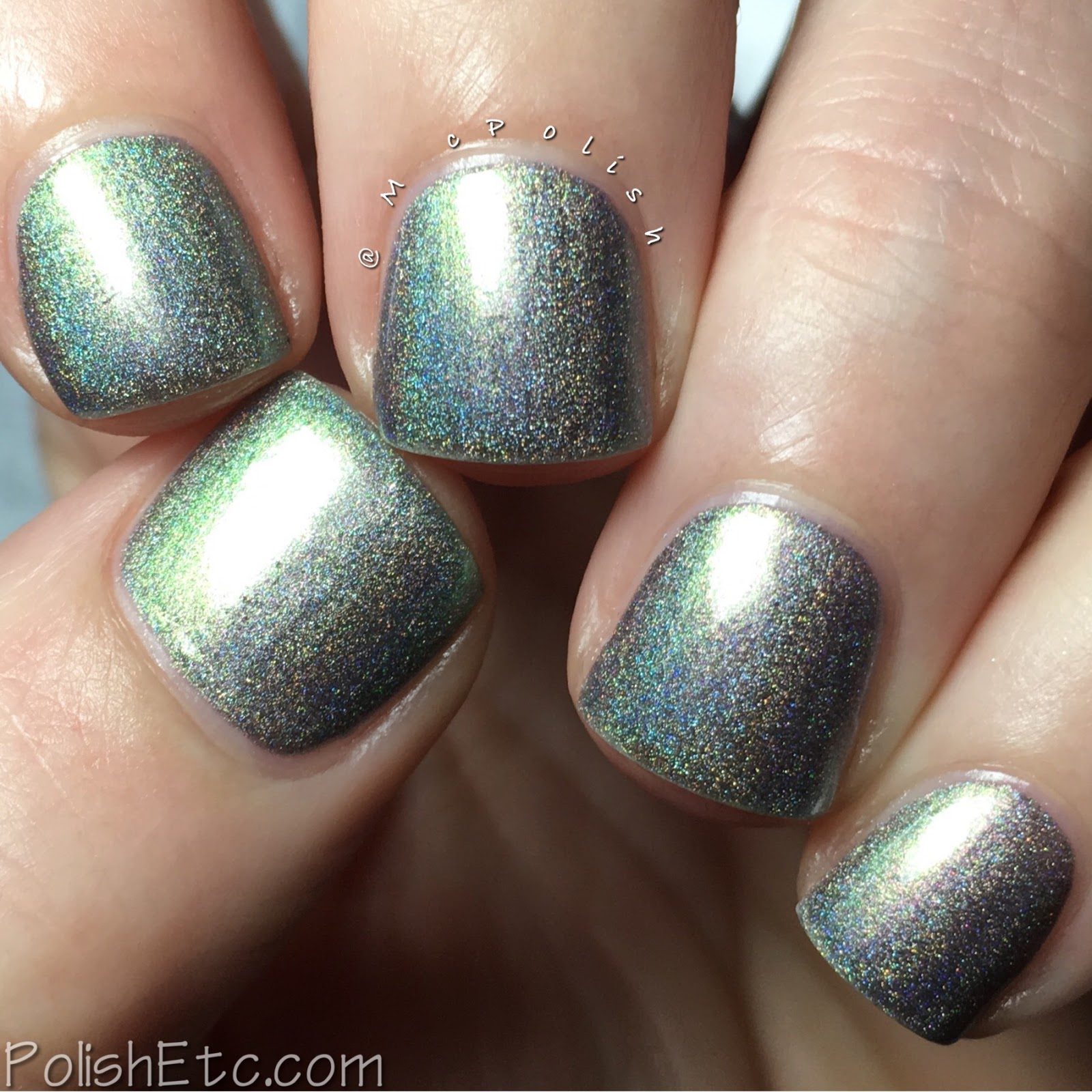 Candy Lacquer - The Twilight Zone Collection - McPolish - Walking Distance