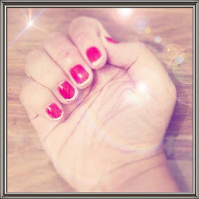 Mes ongles après pose