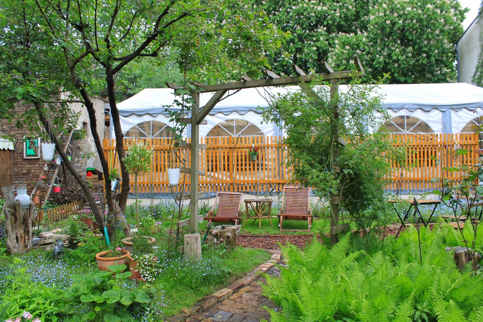 Sekretne ogrody w Rixdorf