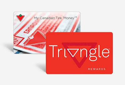 Triangle Rewards- Canadian Tire New Rewards Program