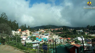 Ooty Hill station Tamilnadu