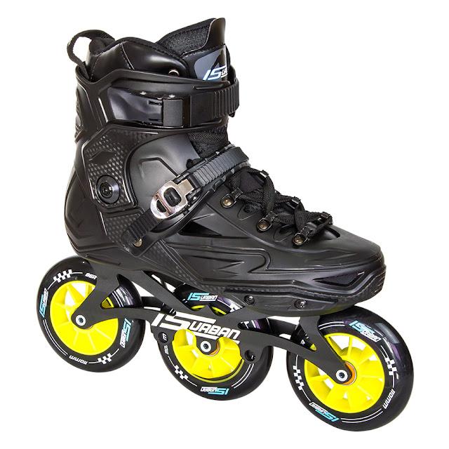 Modelo para patinação sobre rodas, velocidade e estilo livre