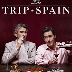 Poster The Trip to Spain 2017