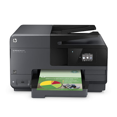 Main functions of this HP coloring inkjet photograph printer HP Officejet Pro 8610 Driver Downloads
