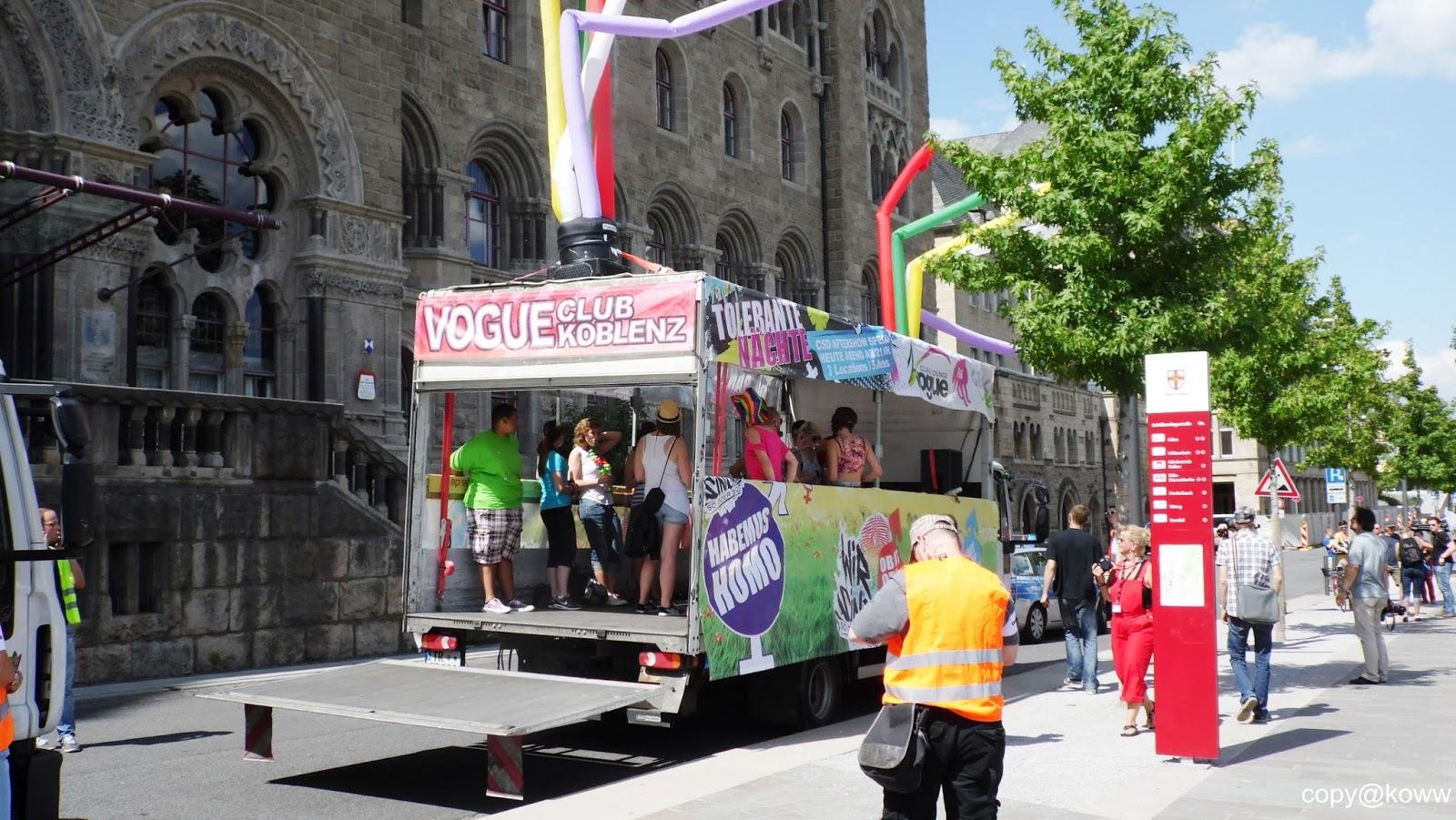 Koblenz Demo