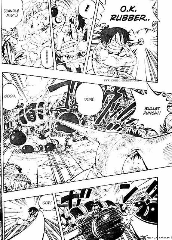 One Piece 125