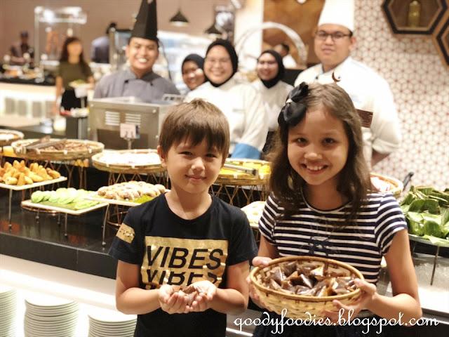 Le Meridien Putrajaya, Ramadan Buffet 2019