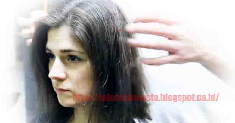 Potong Rambut Garis