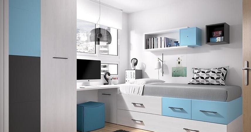 Dormitorio juvenil 605im90 dormitorios juveniles puerto sagunto valencia - Dormitorios infantiles valencia ...
