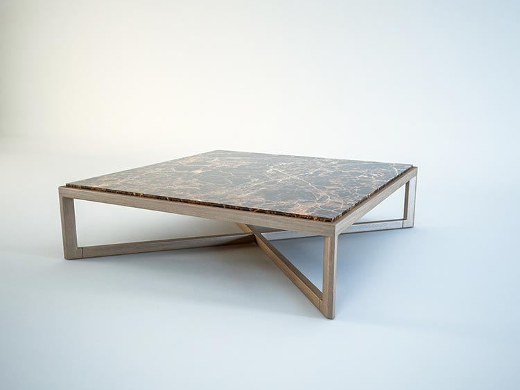 Is design solution free 3d model krusin coffee table for Table design 3d