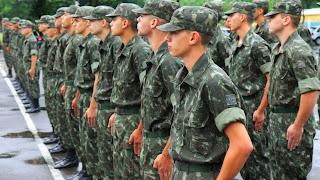 Alistamento militar para jovens que completam 18 anos segue até 30 de junho