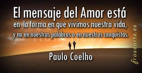 Mensajes De Amor Paulo Coelho Mensajes De Amor Paulo Coelho
