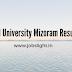 ICFAI University Mizoram Result 2017 BA/ MA/ B.Com/ M.Com Exam Result